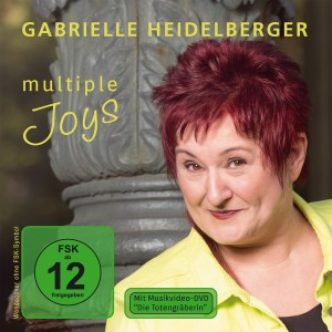 "Gabrielle Heidelberger - CD ""Multiple Joys"""